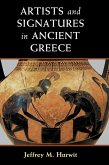 Artists and Signatures in Ancient Greece