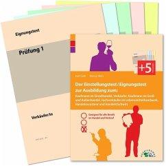 Der Einstellungstest / Eignungstest zur Ausbildung im Handel und Verkauf - Guth, Kurt; Mery, Marcus