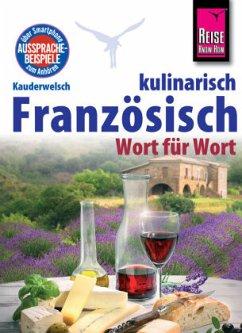 Reise Know-How Sprachführer Französisch kulinar...