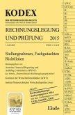 KODEX Rechnungslegung und Prüfung 2015 (f. Österreich)
