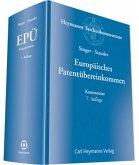 Europäisches Patentübereinkommen, EPÜ