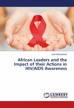 African Leaders and the Impact of their Actions in HIV/AIDS Awareness