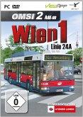 Der Omnibussimulator OMSI 2 - Wien 1 Linie 24A