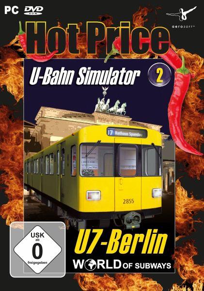 world of subways vol 2 u bahn simulator u7 berlin pc. Black Bedroom Furniture Sets. Home Design Ideas