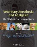 Veterinary Anesthesia and Analgesia (eBook, PDF)