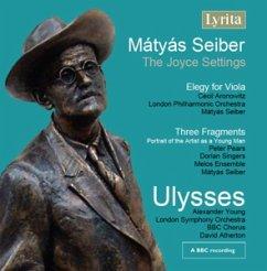 Ulysses/Elegy/Three Fragments - Seiber,Martyas/London Po/London So/+