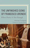 The Unfinished Song of Francisco Urondo (eBook, ePUB)
