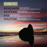 Britische Violinen-Und Cellokonzerte