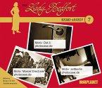 Das Lady Bedfort Krimi-Archiv, 4 Audio-CD