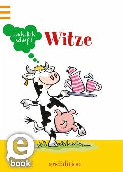 Witze (eBook, ePUB) - Löwenberg, Ute