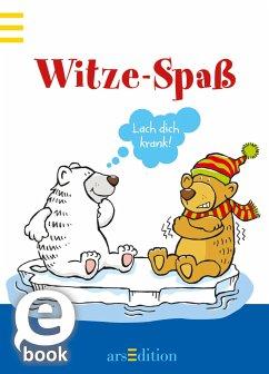 Witze-Spaß (eBook, ePUB) - Löwenberg, Ute