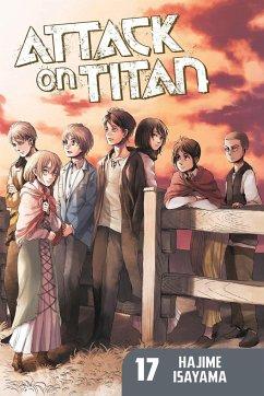 Attack on Titan: Volume 17 - Isayama, Hajime