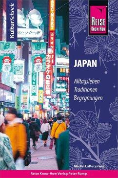 Reise Know-How KulturSchock Japan (eBook, PDF) - Lutterjohann, Martin