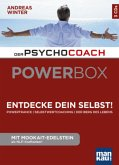 Der Psychocoach: Power-Box, 3 Audio-CDs + DVD
