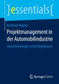 Projektmanagement in der Automobilindustrie