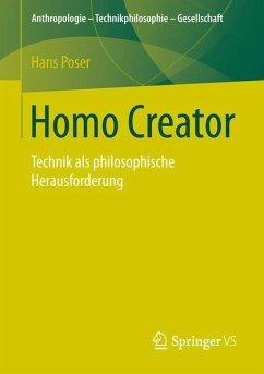 Homo Creator - Poser, Hans