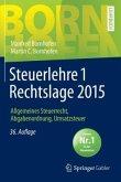 Steuerlehre 1 Rechtslage 2015