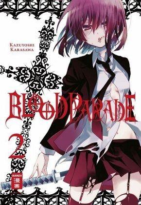 Buch-Reihe Blood Parade