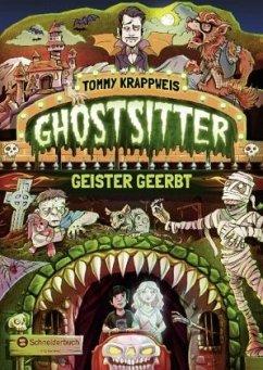 Geister geerbt / Ghostsitter Bd.1 - Krappweis, Tommy