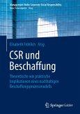 CSR und Beschaffung