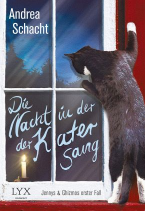 Die Nacht, in der der Kater sang / Jenny & Ghizmo Bd.1 - Schacht, Andrea