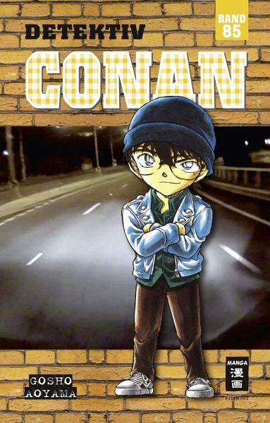 Detektiv Conan Bd.85 - Aoyama, Gosho