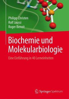 Biochemie und Molekularbiologie - Christen, Philipp; Jaussi, Rolf; Benoit, Roger