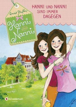 Buch-Reihe Hanni und Nanni von Enid Blyton