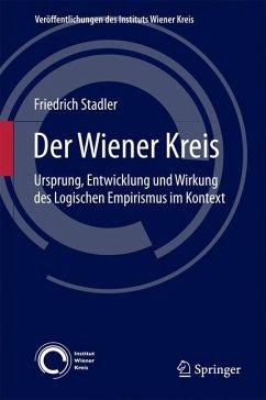 Der Wiener Kreis - Stadler, Friedrich