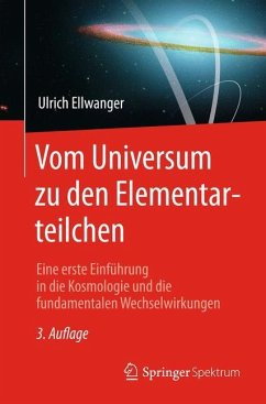 Vom Universum zu den Elementarteilchen - Ellwanger, Ulrich
