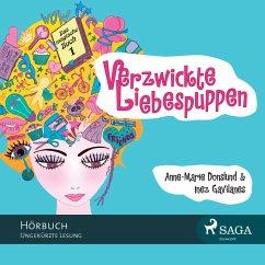Das magische Buch, Folge 1: Verzwickte Liebespuppen (Ungekürzt) (MP3-Download) - Donslund, Anne-Marie; Gavilanes, Inez