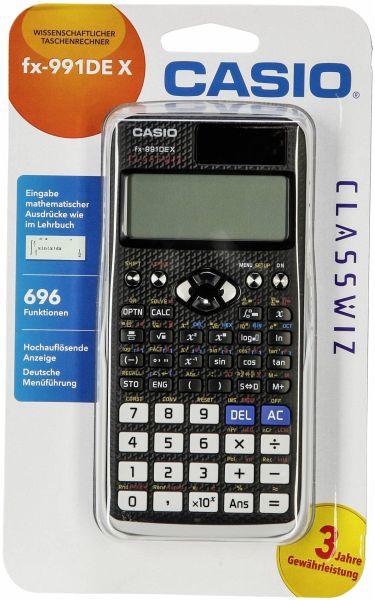 Casio Fx 991 Taschenrechner De X Portofrei Bei Bücherde Kaufen