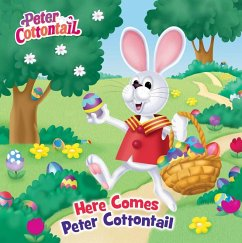 Here Comes Peter Cottontail Pictureback (Peter Cottontail) (eBook, ePUB) - Man-Kong, Mary