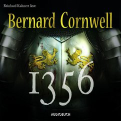 1356 (MP3-Download) - Cornwell, Bernard