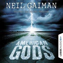 American Gods (MP3-Download) - Gaiman, Neil