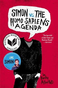 Simon vs. the Homo Sapiens Agenda (eBook, ePUB) - Albertalli, Becky