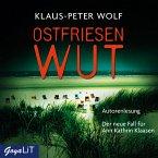 Ostfriesenwut / Ann Kathrin Klaasen ermittelt Bd.9 (MP3-Download)