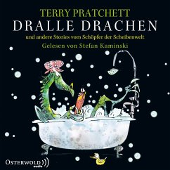 Dralle Drachen (MP3-Download) - Pratchett, Terry
