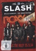 Live At The Roxy 25.9.14 (Dvd)