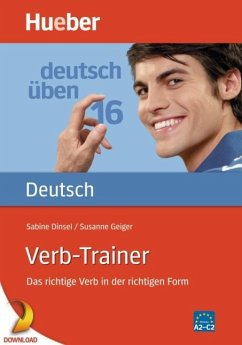 Verb-Trainer (eBook, PDF) - Dinsel, Sabine; Geiger, Susanne
