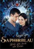 Saphirblau / Liebe geht durch alle Zeiten - Filmausgabe Bd.2 (Mängelexemplar)