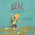 BEN. Schule, Schildkröten und weitere Abenteuer / BEN. Bd.2 (MP3-Download)