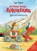 Der kleine Drache Kokosnuss geht auf Schatzsuche / Der kleine Drache Kokosnuss Sammelbd.4