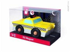 Magnetbausatz Taxi