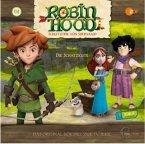 Robin Hood - Schlitzohr von Sherwood - Schatzkiste, Audio-CD