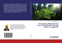 Translating Metaphorical Uses of the Greek concept LIGHT in Lugbarati - Anguandia Alo, Andy