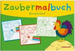 Zaubermalbuch Bauernhof