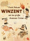 Winzent und das große Steinzeit-Turnier / Winzent Bd.1 (eBook, ePUB)