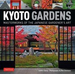 Kyoto Gardens (eBook, ePUB) - Clancy, Judith