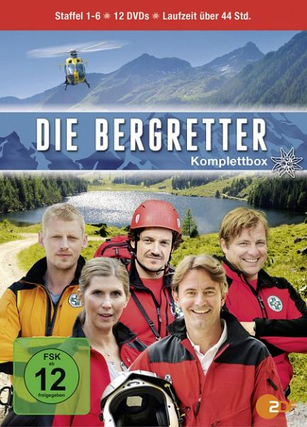 Bergretter Episodenguide